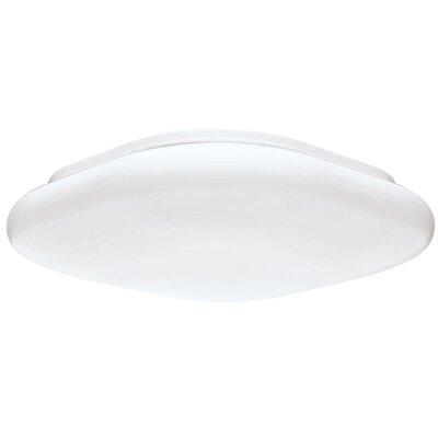 Eglo Beramo 1 Light Flush Ceiling Light