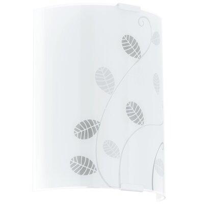 Eglo Arlena 1 Light Flush Wall Light