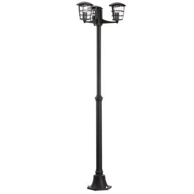 Eglo Aloria 3 Light 191cm Post Lantern Set