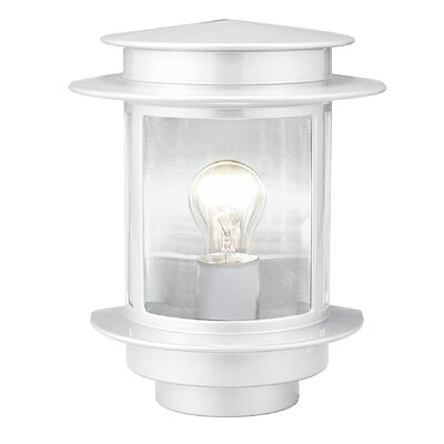 Eglo Exit 1 Light Outdoor Sconce