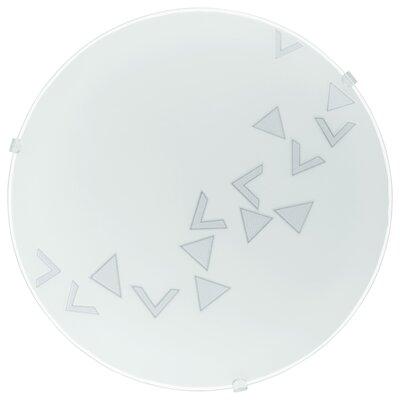 Eglo Mars 1 Light Flush Wall/Ceiling Light