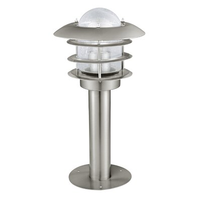Eglo Mouna 1 Light Post Lantern Set