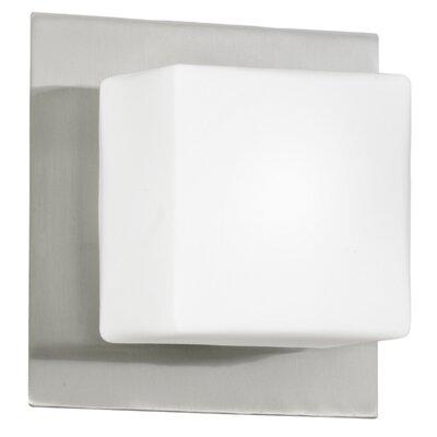 Eglo Bloc 1 Light Flush Ceiling Light