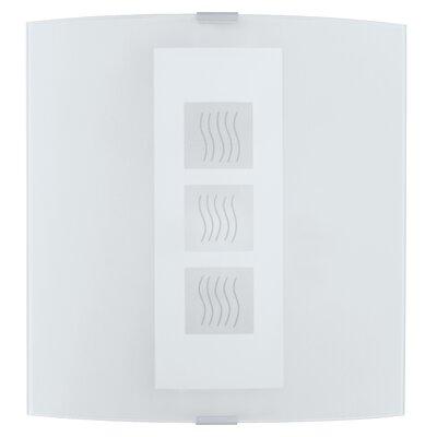Eglo Grafik 1 Light Flush Wall/Ceiling Light