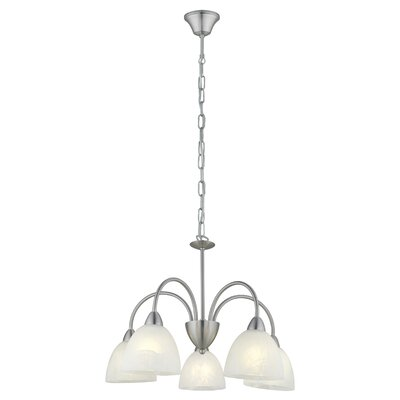Eglo Dionis 5 Light Kitchen Island Pendant