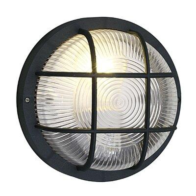 Eglo Anola 1 Light Outdoor Bulkhead Light