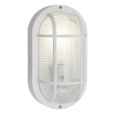 Eglo Anola 1 Light Outdoor Bulkhead Light