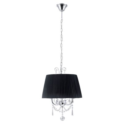 Eglo Diadema 3 Light Drum Chandelier