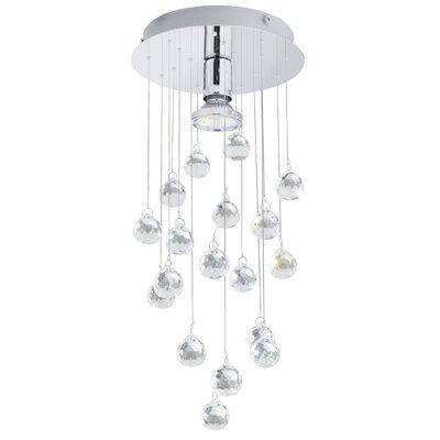 Eglo Luxy 1 Light Mini Pendant