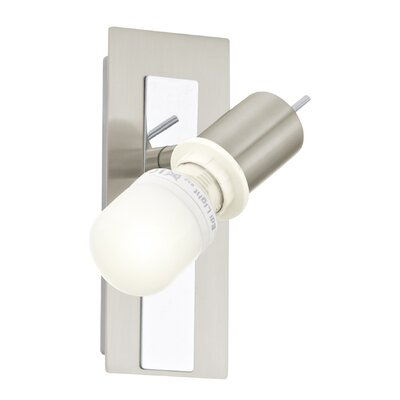 Eglo My Choice 1 Light Wall Spotlight