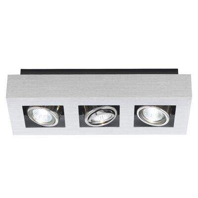Eglo Loke 3 Light Ceiling Spotlight