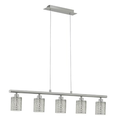 Eglo Almera 5 Light Kitchen Island Pendant Light