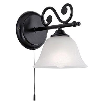 Eglo Murcia 1 Light Semi-Flush Wall Light