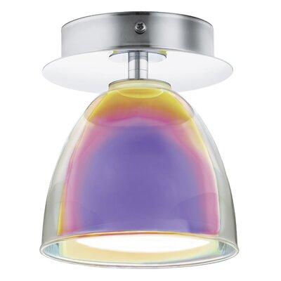 Eglo Acento 1 Light Semi Flush Ceiling Light