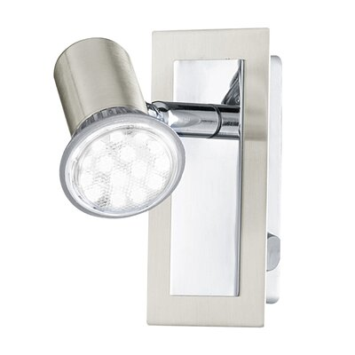 Eglo Rottelo 1 Light Wall Spotlight