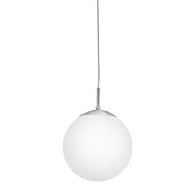 Eglo Rondo 1 Light Globe Pendant Light