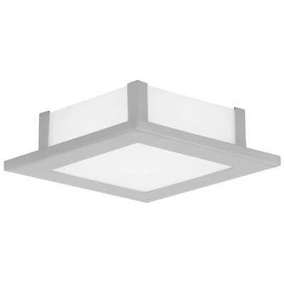 Eglo Auriga 1 Light Flush Wall/Ceiling Light
