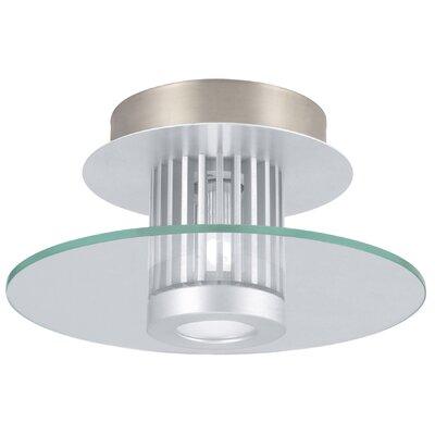 Eglo Chiron 1 Light Flush Light