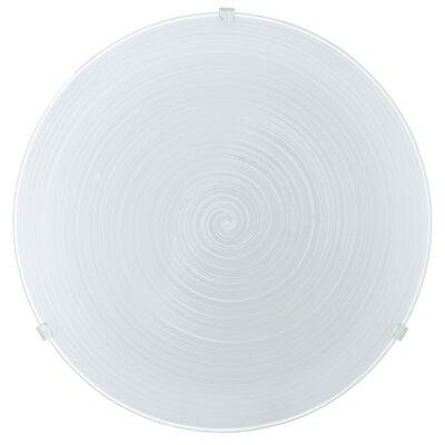 Eglo Malva 1 Light Flush Wall/Ceiling Light