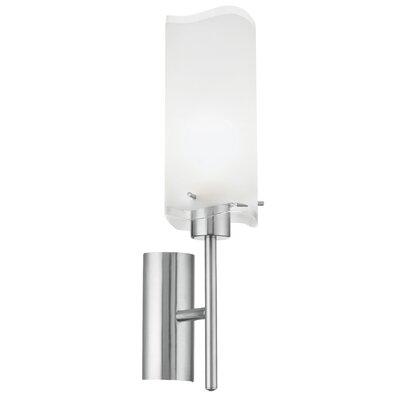 Eglo Felice 1 Light Semi Flush Wall Light