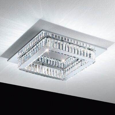 Eglo Corliano Flush Ceiling Light