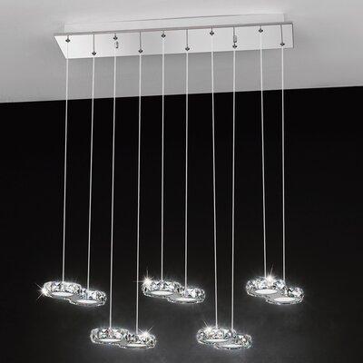 Eglo Corliano 10 Light Cascade Pendant