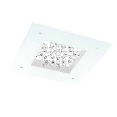 Eglo Benalua 8 Light Flush Ceiling Light