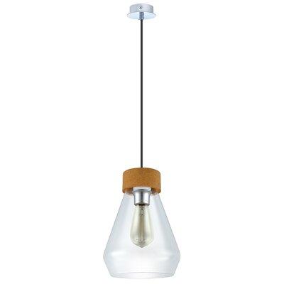Eglo Vintage 1 Light Mini Pendant