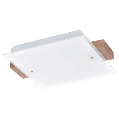 Eglo Vilar Flush Ceiling Light
