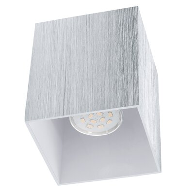 Eglo Bantry1 Light Flush Ceiling Light