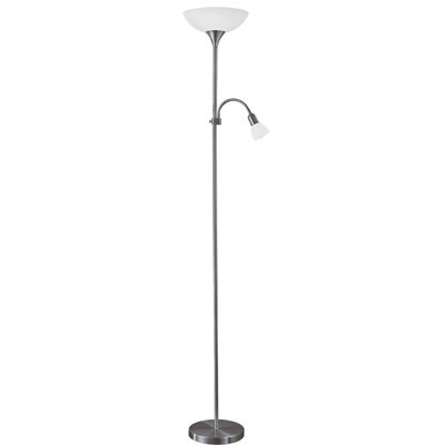 Eglo 176.5cm Uplighter Floor Lamp