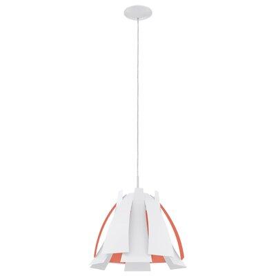 Eglo Tressi 1 Light Bowl Pendant