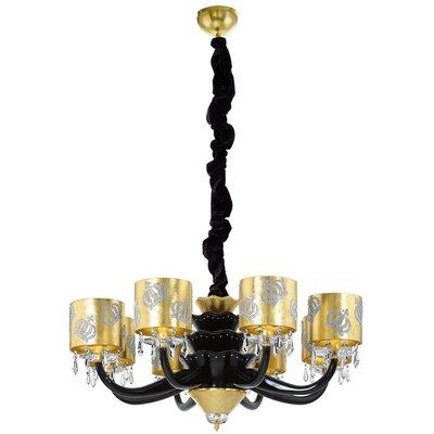 Eglo Scarlatti 8 Light Candle Chandelier