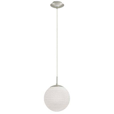 Eglo Milagro 1 Light Globe Pendant
