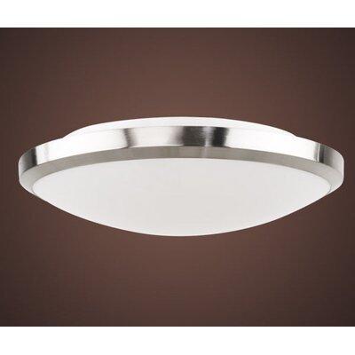 Eglo Saturnia 3 Light Flush Ceiling Light