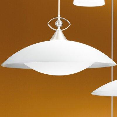 Eglo Lobby 1 Light Bowl Pendant Light