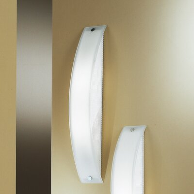 Eglo Bari 1 Light Flush Wall Light