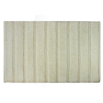 Frameloom Loop Bath Rug Color: Ivory