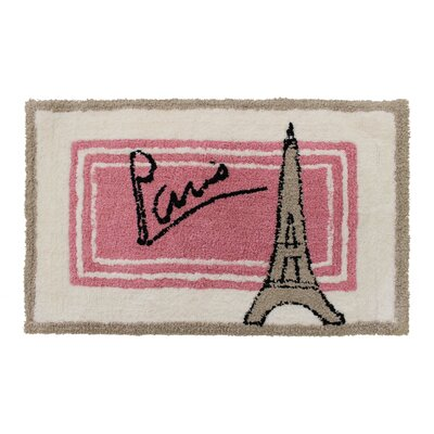 Paris Bath Rug