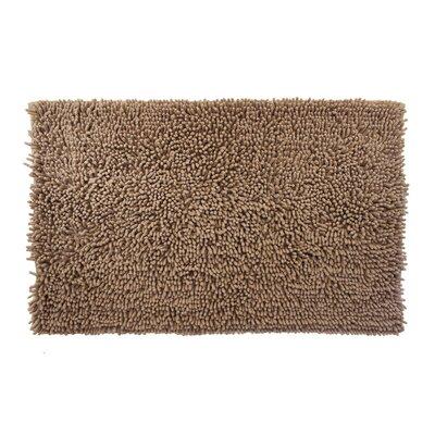 Alexandria Bath Rug Color: Sand