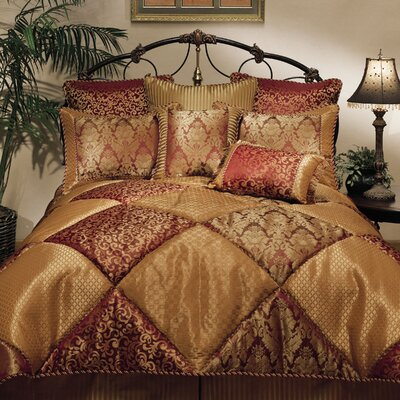 Sherry Kline Chateau 8 Piece Comforter Set