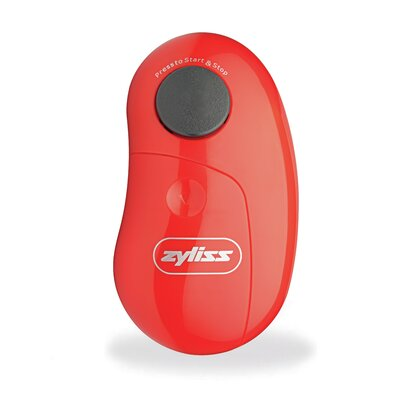 Easican Electric Can Opener Color: Red