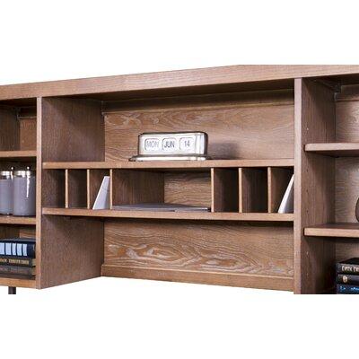 """Belmont 36"""" H x 64.25"""" W Desk Hutch"""