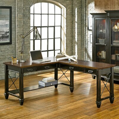 Hartford L-Shape Executive Desk