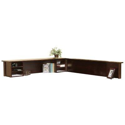 "Tribeca Loft 14"" H x 68.25"" W Desk Hutch"