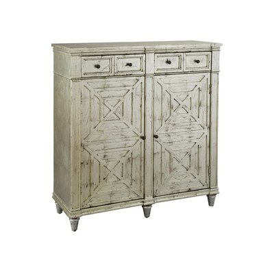 Regency 2 Door Accent Cabinet