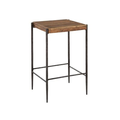 Forged Legs Accent Stool