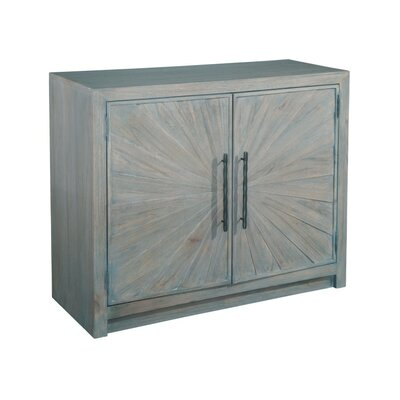 Starburst 2 Door Accent Cabinet