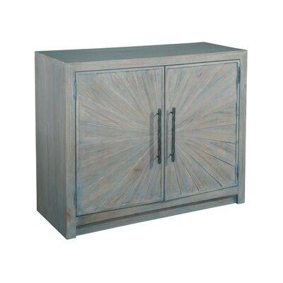 Starburst 2 Door Accent Cabinet