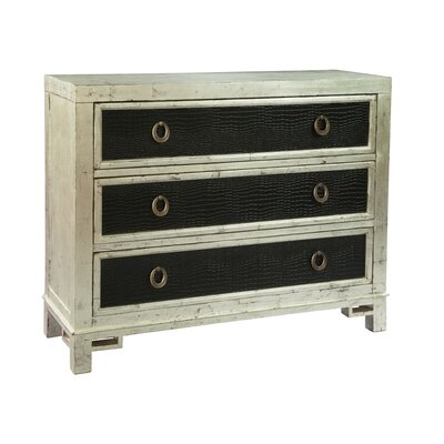 Hall 3 Drawer Accent Chest